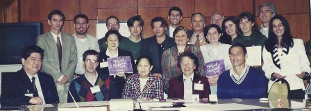 Foto do 1o Curso de Mind Mapping_2000-05-311o. Curso de Mind Mapping há 11 anos!!_pequena
